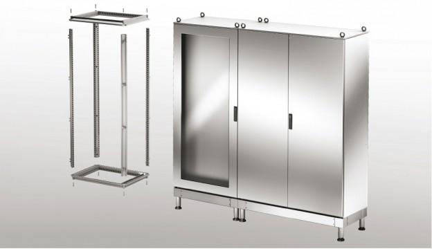Armarios modulares MX de Ilinox Ibérica