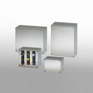 Cajas DS-EX y PS-EX en Acero Inoxidable - Ilinox Ibérica