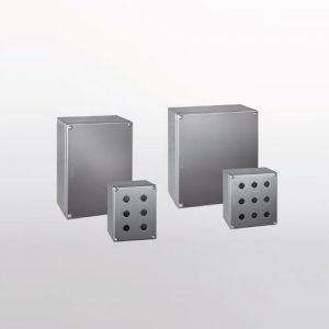 Cajas DS - PS en Acero Inoxidable - Ilinox Ibérica